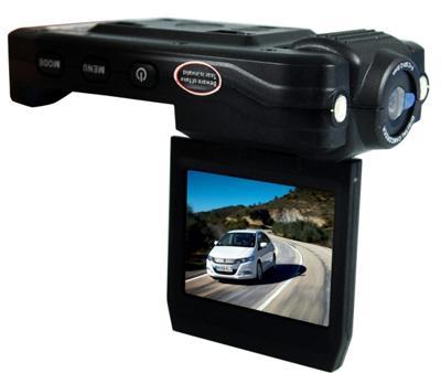 Видеорегистратор CarCam CDV-100 с поворотным на 270 градусов ЖК-дисплеем