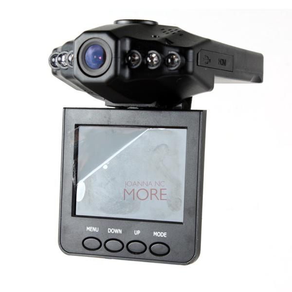 Видеорегистратор DVR 027 (Gazer H515, Cyclon DVR-50HD, HD-198) с ночным видением