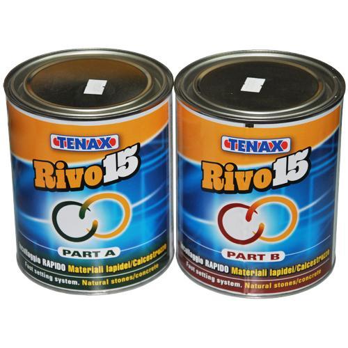 Клей эпоксидный RIVO 15 A+B