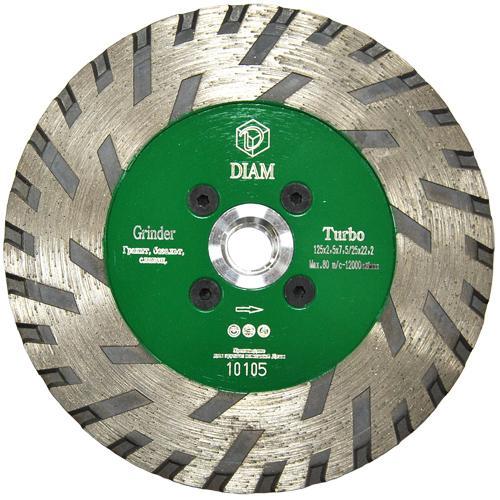 Алмазный диск Grinder WG (гранит)