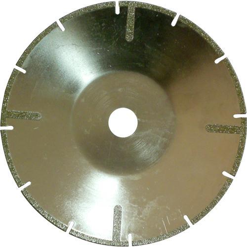 Круг алмазный на гальванической связке