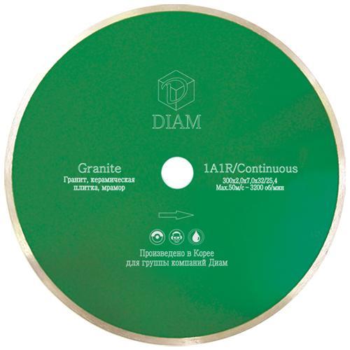 Алмазный диск Granite (гранит)