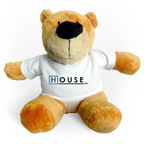 Плюшевый мишка Доктор Хаус (House M.D.)