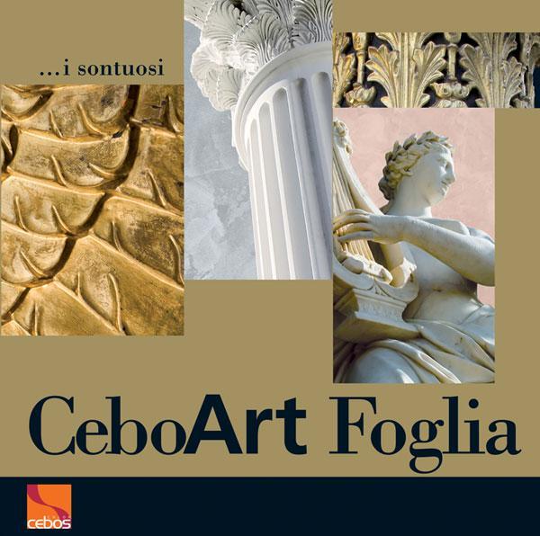 Жемчужная венецианка  CEBOART FOGLIA (ЧебоАрт Фоглия)