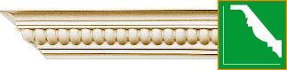 Карниз с орнаментом Gaudi Decor  C1005