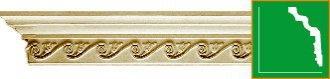 Карниз с орнаментом Gaudi Decor  C1037