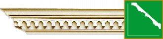 Карниз с орнаментом Gaudi Decor  C1047