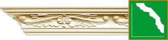 Карниз с орнаментом Gaudi Decor  C176