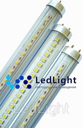 Лампы светодиодные Т8-600-800