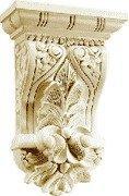 Фото Лепнина из полиуретана Gaudi , Harmony, Консоли полиуретан  Gaudi Decor /  B 816