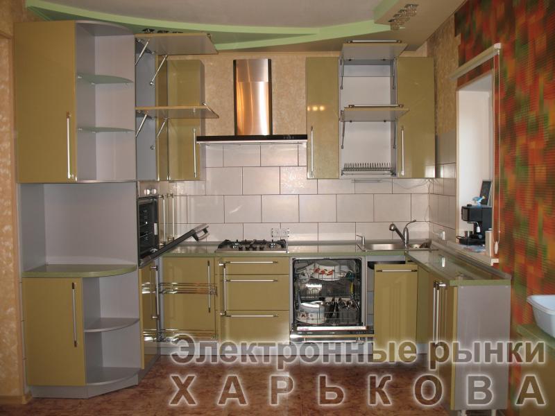 Кухня 3 - Кухонные гарнитуры на рынке Барабашова