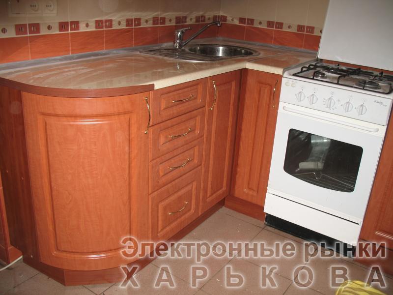 Кухня угловая 4 - Кухонные гарнитуры на рынке Барабашова