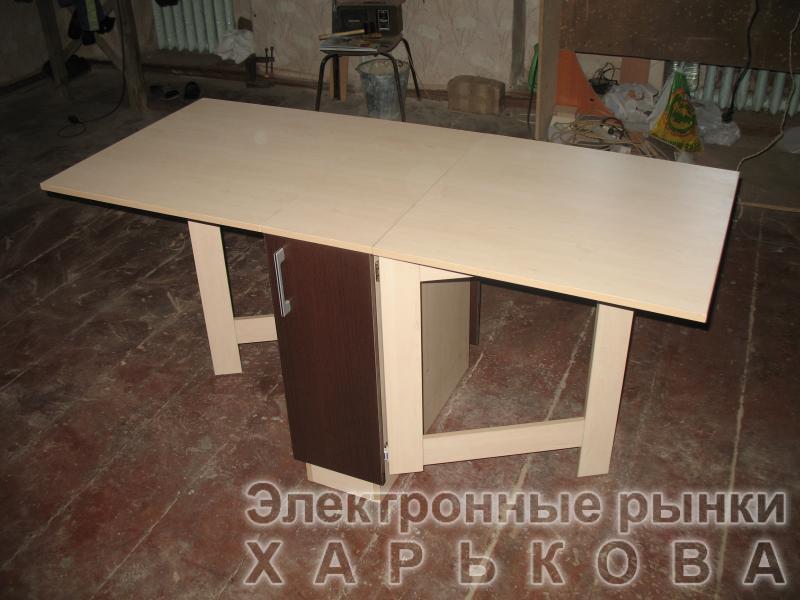 Стол книжка - Столы кухонные на рынке Барабашова