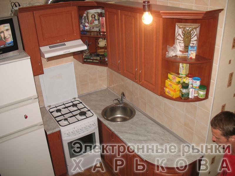 Кухня угловая 6 - Кухонные гарнитуры на рынке Барабашова