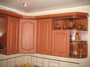 Фото Мебель для кухни Кухня угловая 12