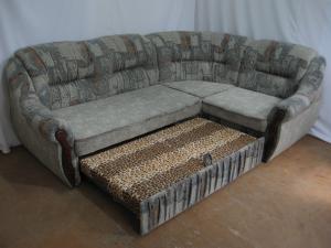 Фото Мягкая мебель Диван угловой
