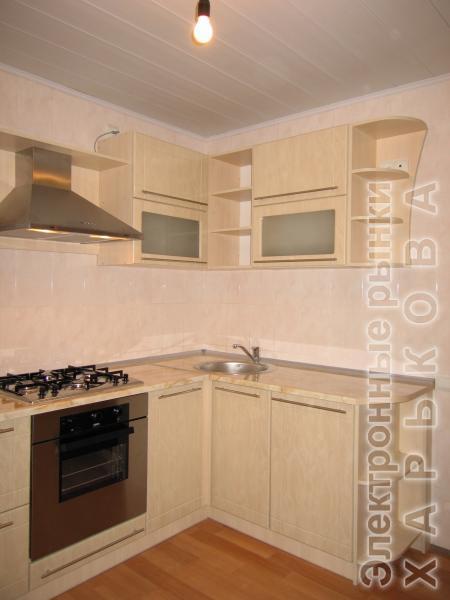 Кухня 14 - Кухонные гарнитуры на рынке Барабашова