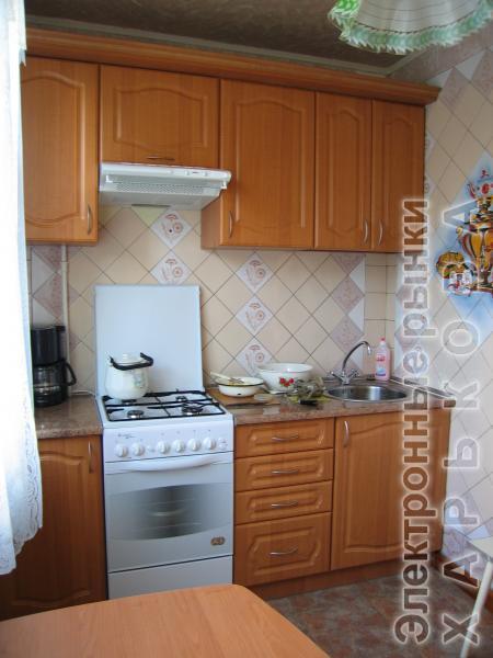 Кухня маленькая 19 - Кухонные гарнитуры на рынке Барабашова