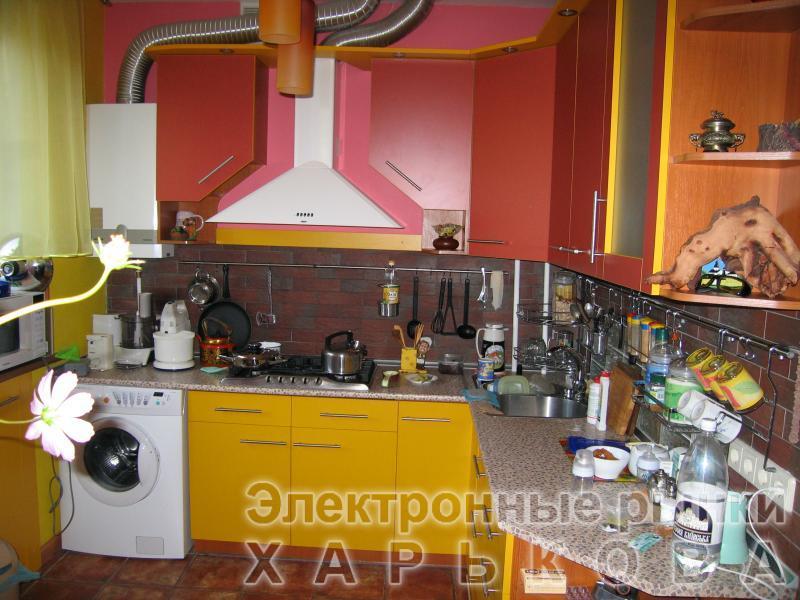 Кухня угловая 20