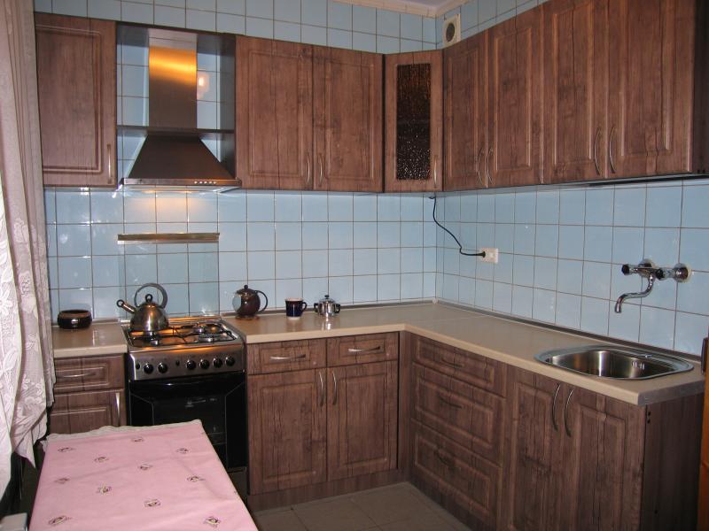 Кухня угловая 21
