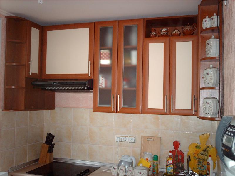 Кухня маленькая 23