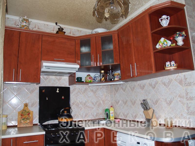 Кухня угловая 25