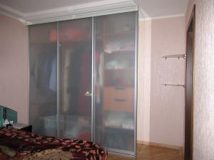 Фото Шкафы, шкафы-купе Шкаф купе в спальню
