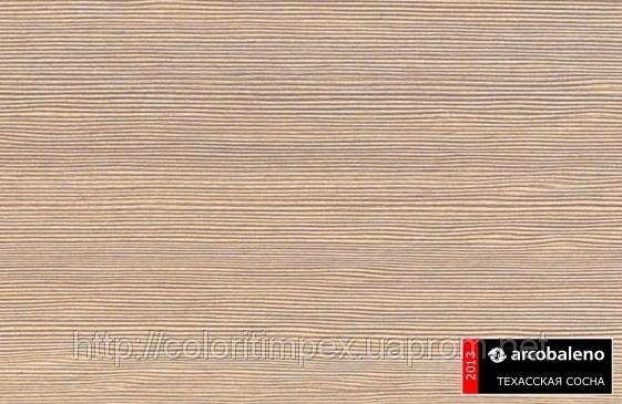 """Декоративный пластик """"Arcobaleno"""", Техасская сосна(арт 2013)"""