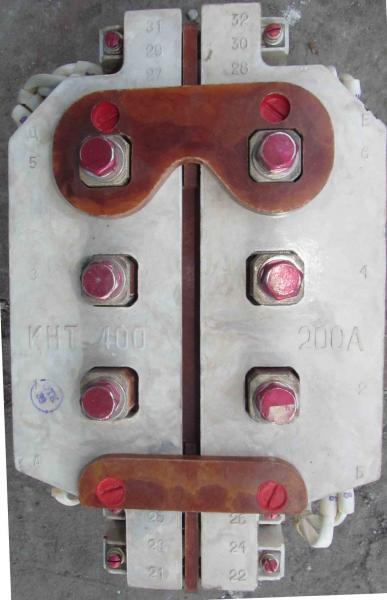 Контактор КНТ 475, КНТ 400, КНТ 375, КНТ 325