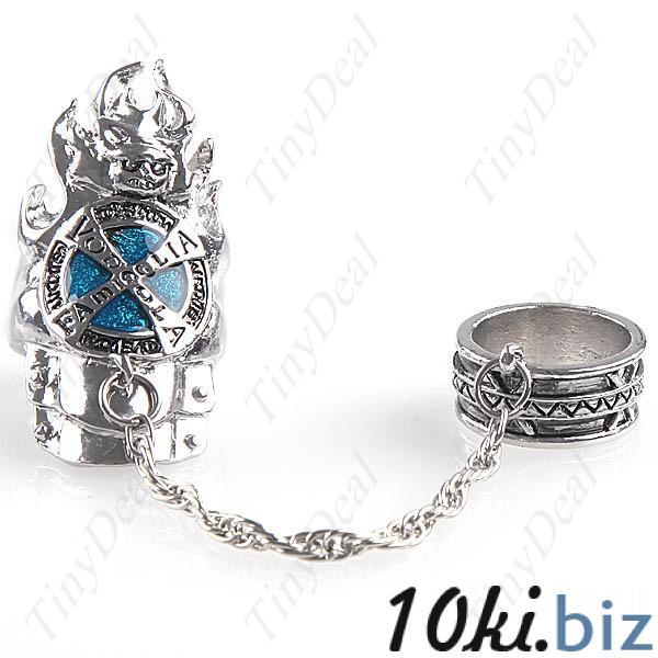 кольцо анимэ Подарки-приколы купить на рынке Дубровка