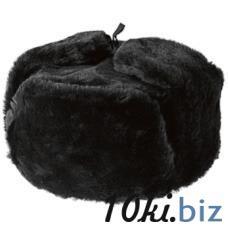 Шапка-ушанка (мутон) на искусственном меху купить в Харькове - Шапки