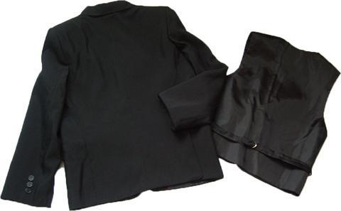 Классический пиджак и жилет для мальчиков