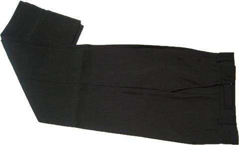 Школьные брюки для мальчиков черного цвета