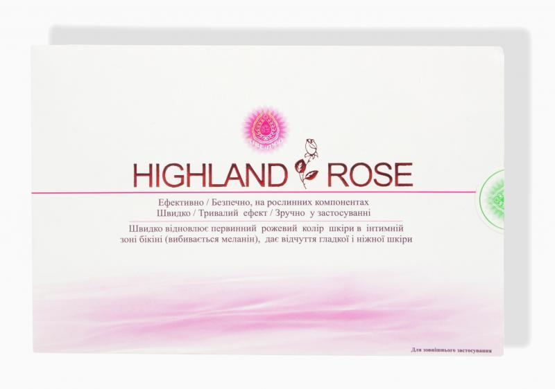 """Осветляющий тоник """"Highland Rose"""""""