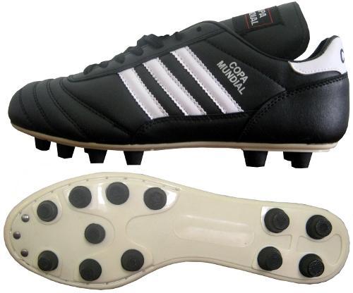 Бутсы ADIDAS Copa Mundial черно-белые