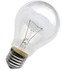 Лампа накаливания 75 Вт