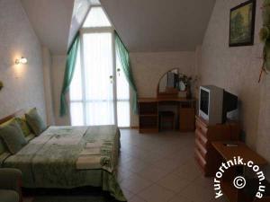 Фото  Люкс (зеленый) 2х-комнатный