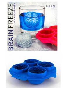 Фото Формачьки для льда Форма для льда в виде мозгов