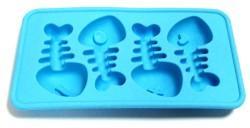 Фото Формачьки для льда Форма для льда - скелет рыбы