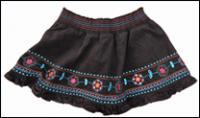 Фото Одежда для девочек от 1 года Юбка