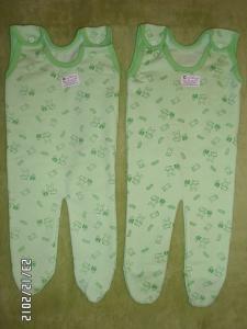 Фото Одежда для новорожденных Ползунки