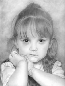 Фото Ваш портрет по фотографии Портрет по фотографии карандашом