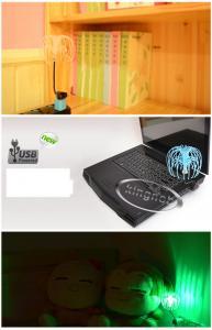 Фото Полезные подарки Лампа для ноутбука с фильма аватар