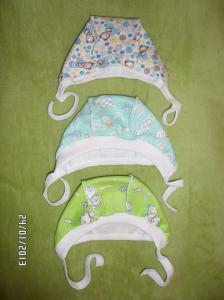 Фото Одежда для новорожденных Чепчик
