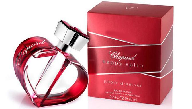 Happy Spirit Elixir d'Amour Chopard Women  75 ml