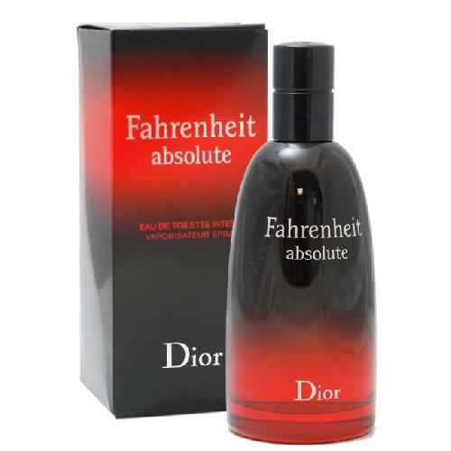 Fahrenheit Absolute Dior Men  100 ml