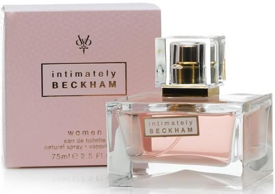 David Beckham Intimately Women  75 ml