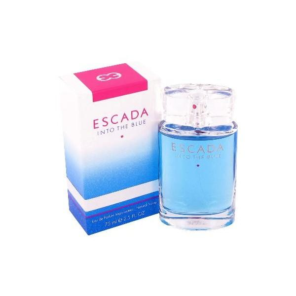 Escada Into The Blue Women 75 ml