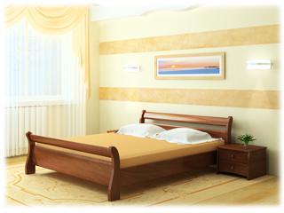Диана - материал массив - размер 180х200