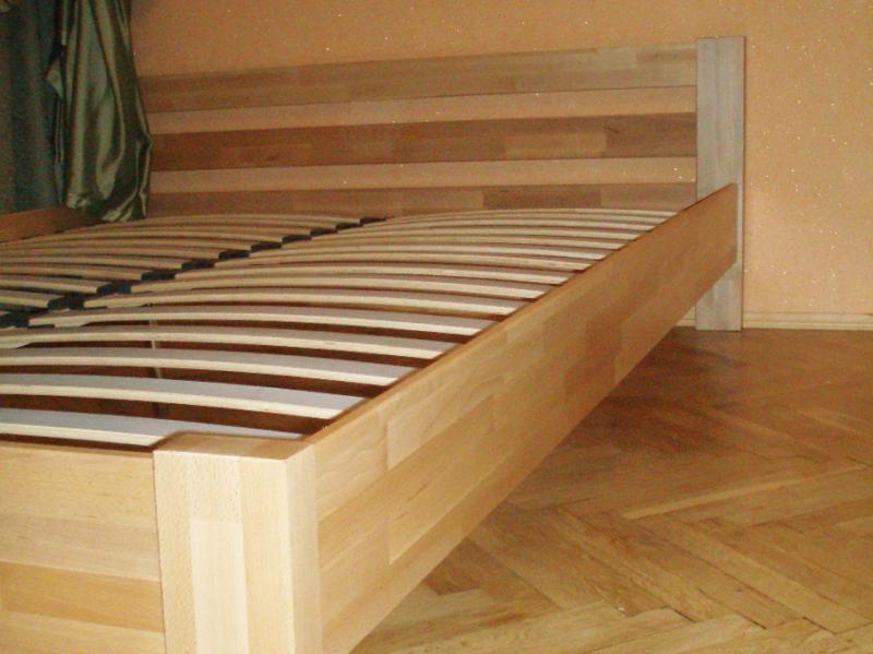Рената - материал массив - размер 160х200